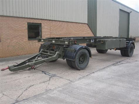 small cing trailers stock number ex army uk 187 for ex army trucks specialist military vehicles ex mod sales and