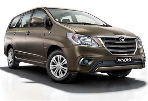 Toyota Innova Price by New 2016 Toyota Innova Price In India Following