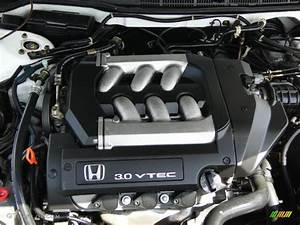 2002 Honda Accord Ex V6 Sedan 3 0 Liter Sohc 24