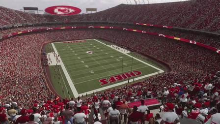 ers  chiefs madden  simulation week  preview