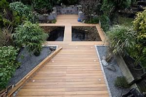 Bau Einer Holzterrasse : bau einer holzterrasse im und um haus und garten bau einer holzterrasse holzterrasse unterbau ~ Sanjose-hotels-ca.com Haus und Dekorationen