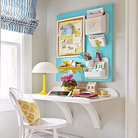 Diy Home Office Ideas For A Home Office  Minimalist Desk