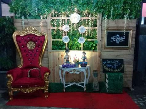 jona wedding organizer dekorasi spot foto photobooth