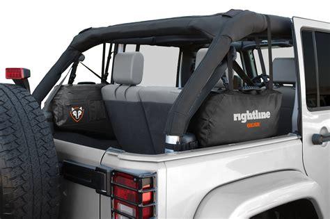 rightline gear  side storage bags    jeep