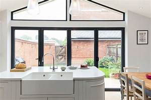 Double Kitchen Doors Stanley Doors 60 In X 80 In Double