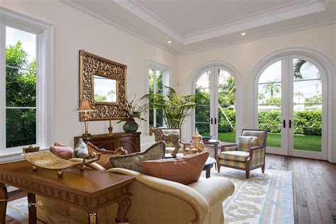 Mediterranean Style : New Mediterranean Style Home In Palm Beach