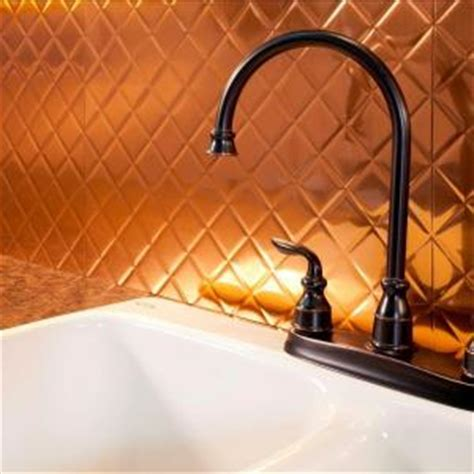 Fasade 24 in. x 18 in. Quilted PVC Decorative Backsplash