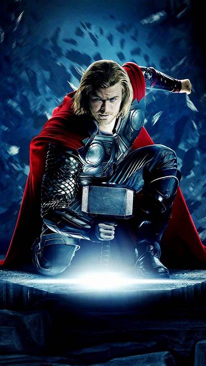 Thor Dark Iphone Wallpapers Hammer Htc Avengers