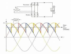 Diagram  Circuit Diagram 3 Phase Bridge Rectifier Full