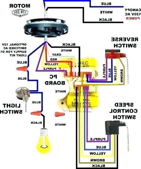 hampton bay ceiling fan switch wiring diagram harbor