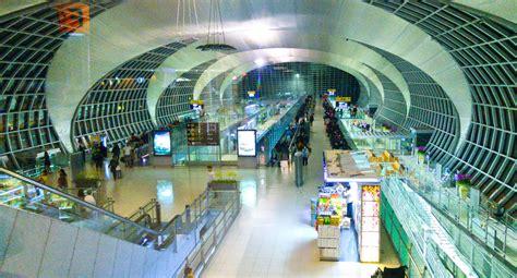 Suvarnabhumi Airport Bkk Official Airports Of Thailand