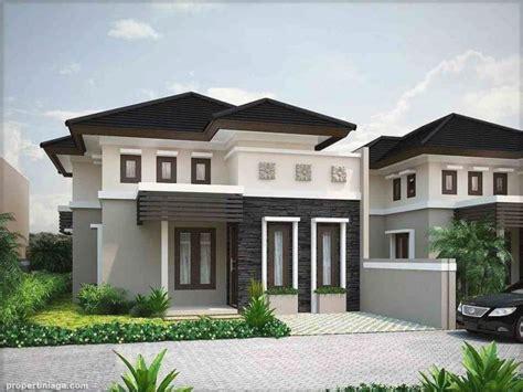 warna cat rumah minimalis dulux desain gambar rumah