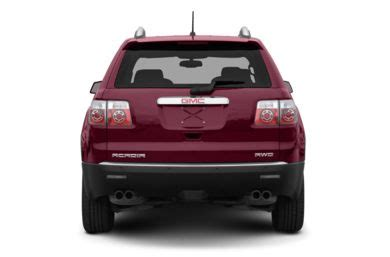 gmc acadia color options carsdirect
