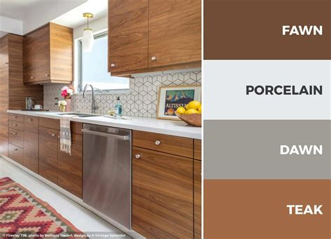 captivating kitchen color schemes