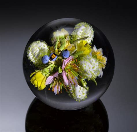 glass artist paul stankards exhibit  wheatonarts