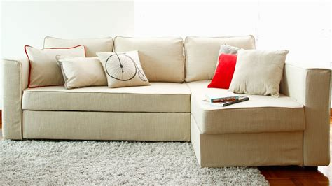 Ikea Manstad Sofa Bed Makeover