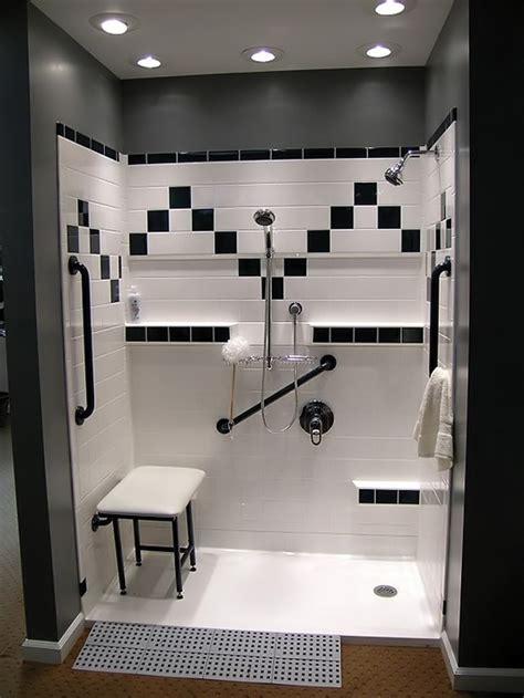 handicap showers