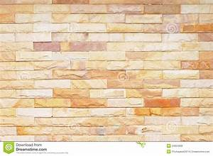 Brick wall design as mortar background texture stock photo