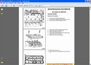 Daewoo Nubira Work Shop Manual 2003