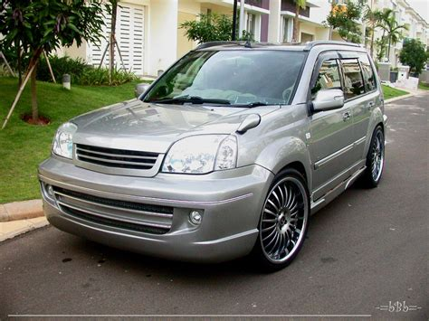 Nissan X Trail Modification by Bbb 2005 Nissan X Trail Specs Photos Modification Info