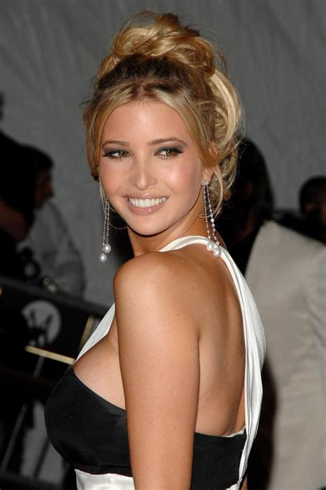 Hollywood Hot Gallery Model Ivanka Trump Hot Pics