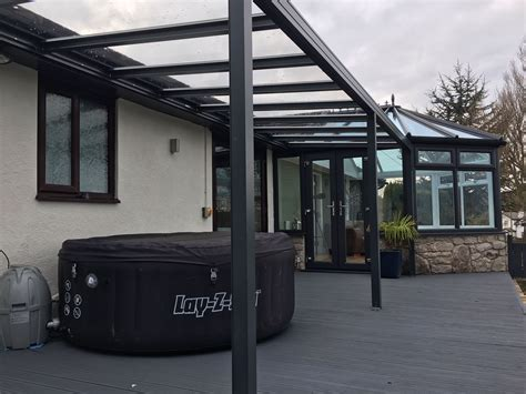 Whether you're looking for a dry place to fire up the bbq on those wet bank. Pin by LuMac Carports and Canopies on Lean-To LuMac Canopy ...