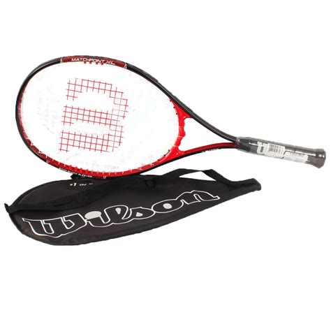 wilson match point xl tennis racquet buy wilson match point xl tennis racquet   lowest