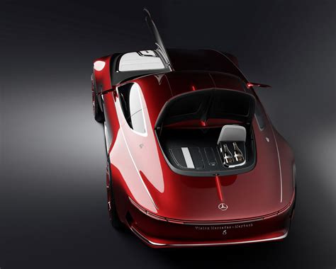 mercedes maybach  vision concept cars diseno art
