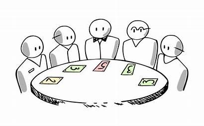 Poker Planning Agile Estimation Scrum Scaled Technique