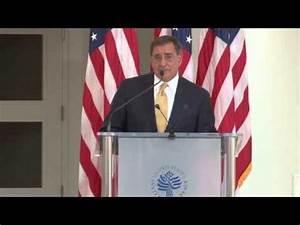 Secretary of Defense Leon Panetta at the 5th Annual Dean ...