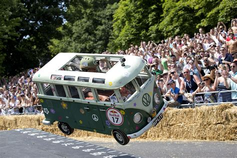Crazy Carts Thrills Spills Red Bull Soapbox Race