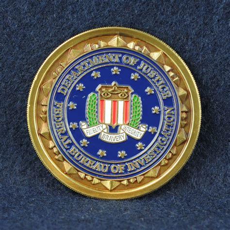 bureau fbi federal bureau of investigation fbi challengecoins ca