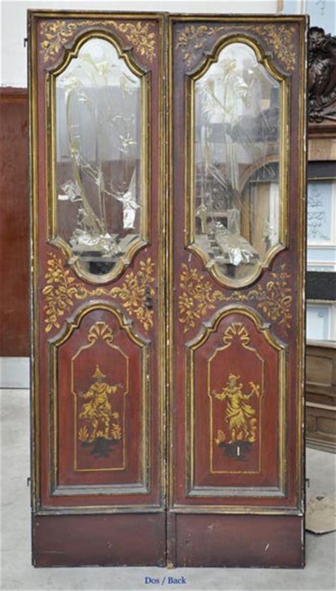 beautiful antique double door  chinese style decor doors