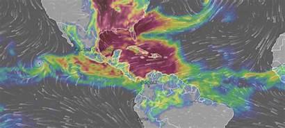 Map Wind Weather Rain Animated Mapa Animado