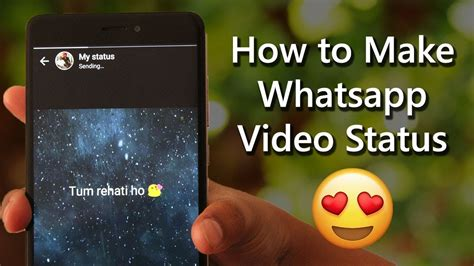 create trending whatsapp status video song youtube