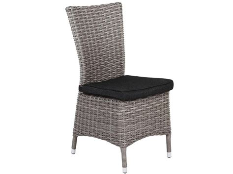 Table Chaise Resine Tressee by Chaise Jardin R 233 Sine Tress 233 E Libertad Taupe Hesp 233 Ride