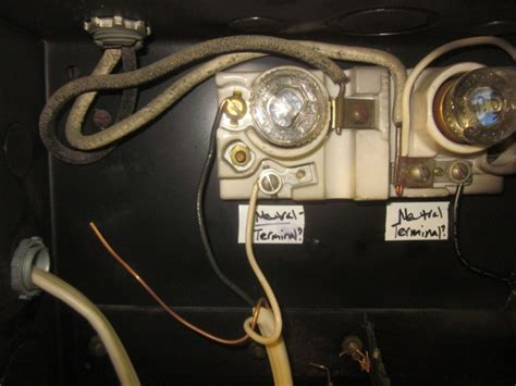 Grounding Cable Fuse Box by Hvac How To Handle Unattached Ground Wires In Boiler