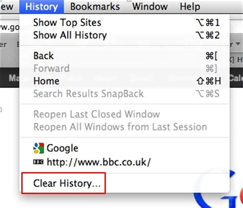 how to delete browsing history on safari on 7 easy ways to speed up safari on your mac mach machines