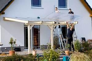 Terrassenüberdachung Freistehend Selber Bauen : terrassen berdachung selber bauen so geht 39 s ~ Watch28wear.com Haus und Dekorationen