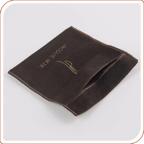 small velvet jewelry pouches  travel custom logo soft