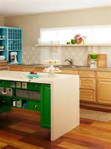 diy island kitchen diy colorful kitchen island