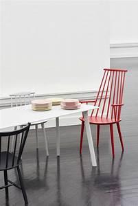 Chaise Scandinave Rouge : chaise scandinave 16 mod les en bois pour la salle manger ~ Teatrodelosmanantiales.com Idées de Décoration