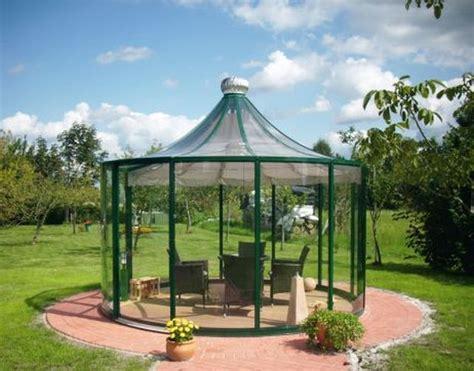 Gartenpavillon Rund Glas by Gartenpavillon Glas Home Ideen