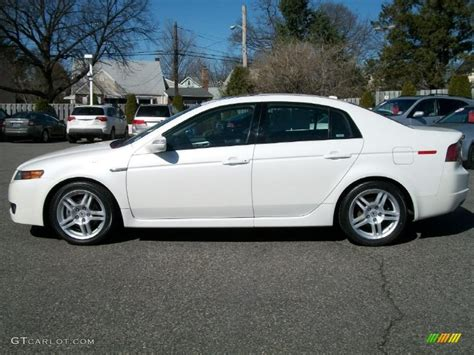 2008 Acura Tl by White Pearl 2008 Acura Tl 3 2 Exterior Photo