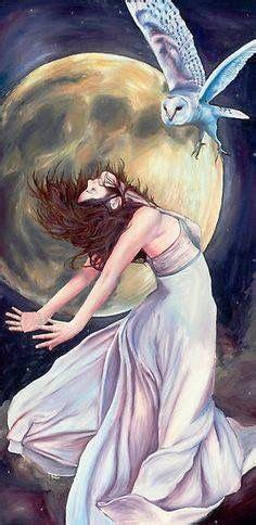 155 Best Moon & Woman Art images   Art, Moon art, Moon