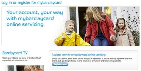 Check spelling or type a new query. Barclays MyBarclayCard on www.barclaycard.co.uk