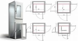 A4 Primo platform lift for passengers Kalea Lifts