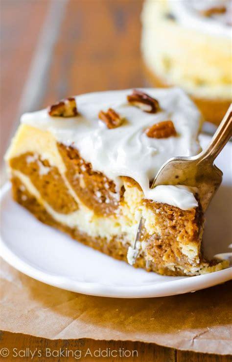 Gingersnap Pumpkin Cheesecake by Pumpkin Cheesecake Recipes Dishmaps