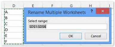 sheets based  cell values  list  excel