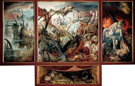 sch駑a chambre de culture otto dix la guerre analyse histoire des arts brevet